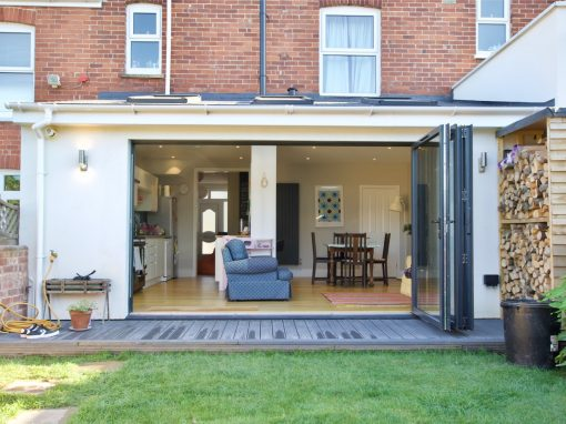 Extension, Exeter